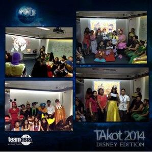 TAkot 2014 Disney Edition