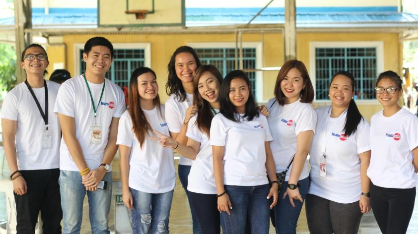 Handog TeamAsia 1