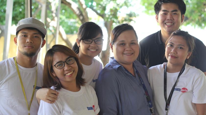 Handog TeamAsia 7