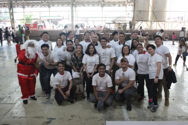 With MDIAS Volunteers