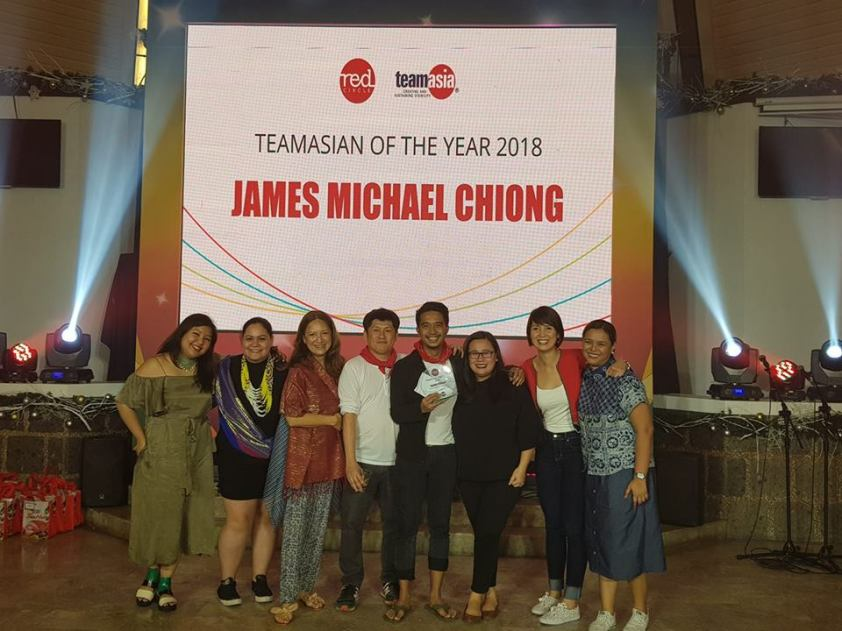 TeamAsian of the Year 2018